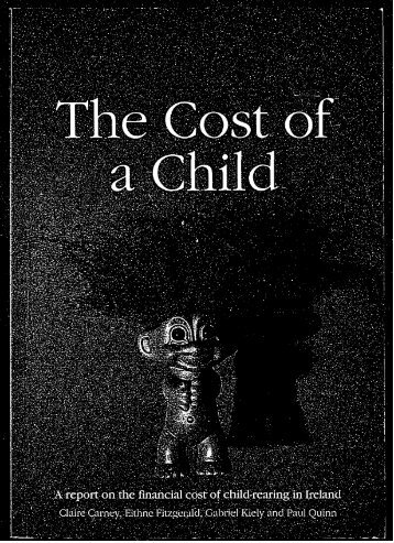 The Cost of a Child - Combat Poverty Agency