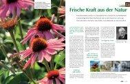 Salus - Schoenenberger Naturprodukte für gesundes Leben