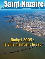 M A G A Z I N E - Saint-Nazaire