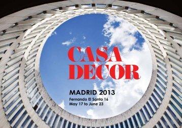 MADRID 2013 - Casa Decor