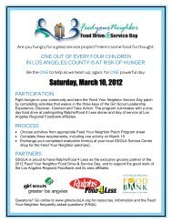 Saturday, March 10, 2012 - Girl Scouts of Greater Los Angeles