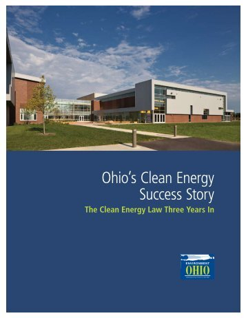 Ohio's Clean Energy Success Story - Frontier Group
