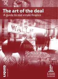 The art of the deal - Euromoney