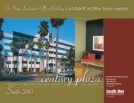 Suite 500 century plaza