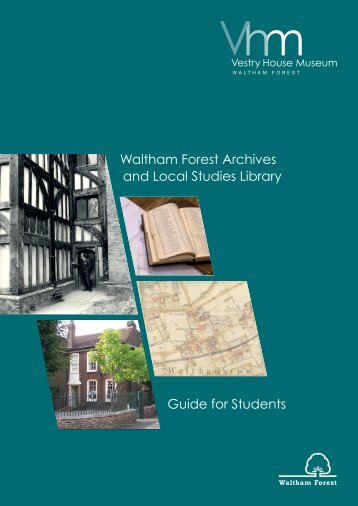 Students - Waltham Forest Council