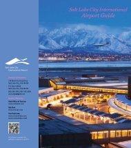 International Airport Guide - Salt Lake City International Airport