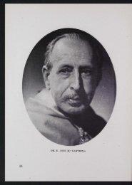 DR. D. JOSE M. BARTRINA