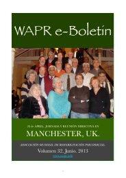 WAPR e-Boletin