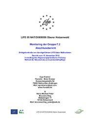 Groppe - Hotzenwald LIFE