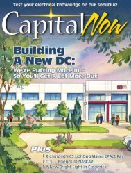 A Publication of Capital Lighting and Supply A Publication of Capital ...