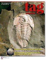 The unique Emu Bay Shale biota Special Report - Geological ...