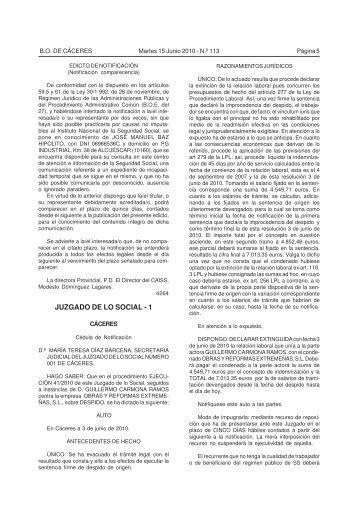 Juzgado De Lo Social