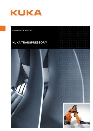 KUKA Transpressor - KUKA Systems