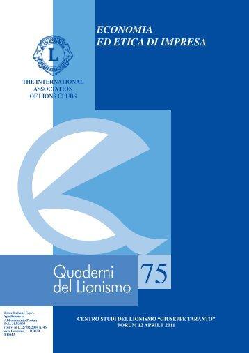 Accedi al Quaderno - Centrostudilions108l.it