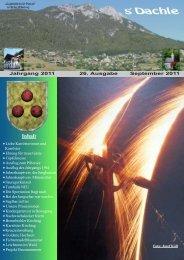 26. Ausgabe - September 2011