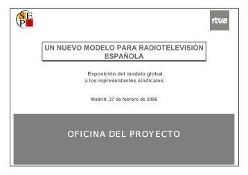 UN NUEVO MODELO PARA RADIOTELEVISIÓN ... - El Mundo