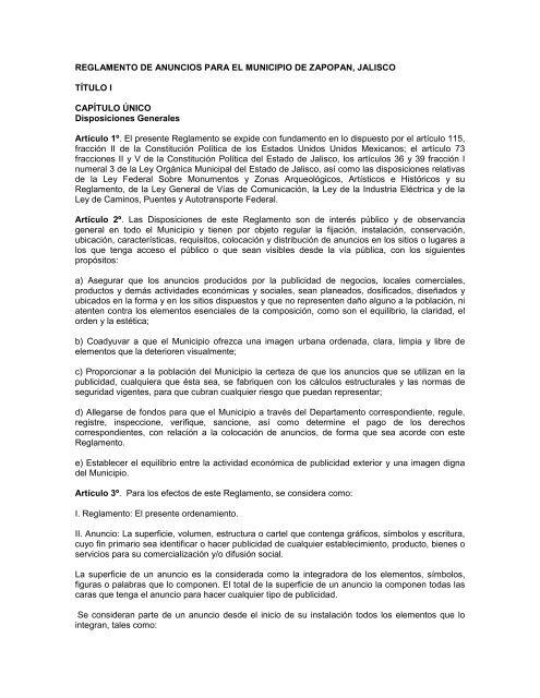 Compendio De Leyes Y Reglamentos De Aplicaciã N Municipal