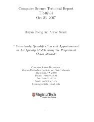 Uncertainty Quantification and Apportionment in Air Quality Models ...