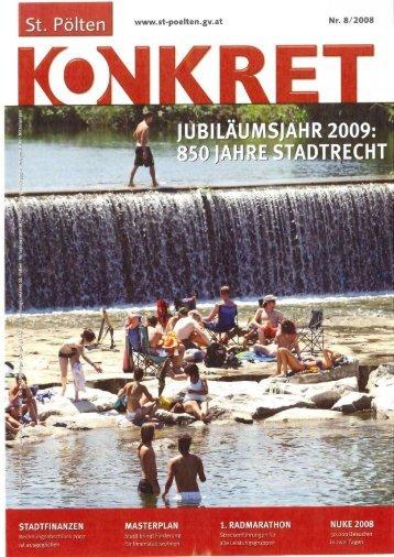 www.st-poelten.gv.at Nr. 8/2008