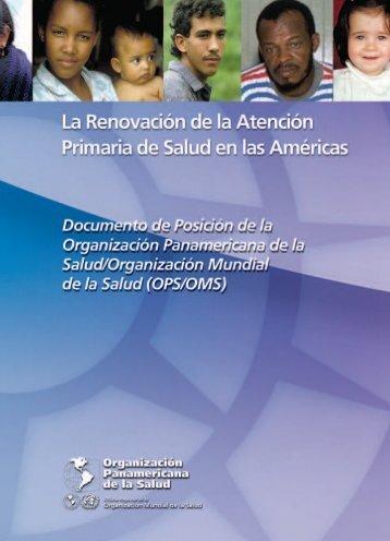 Primaria de Salud en las Américas - CISAS | Centro de Información ...
