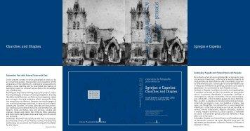 Igrejas e Capelas - Casa de Sarmento