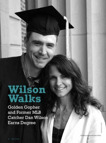 Wilson Walks - College of Continuing Education - University of ...