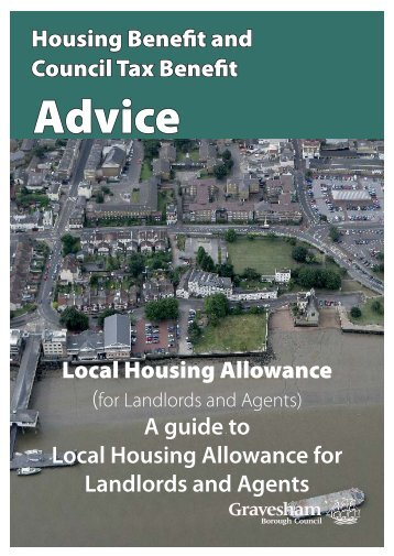 Housing Benefit and A guide to Local Housing Allowance for ...