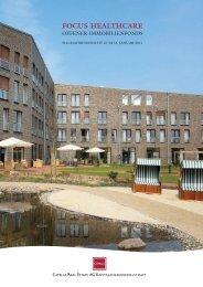 bericht der fondsverwaltung - Catella Real Estate AG