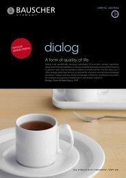 dialog - Bauscher