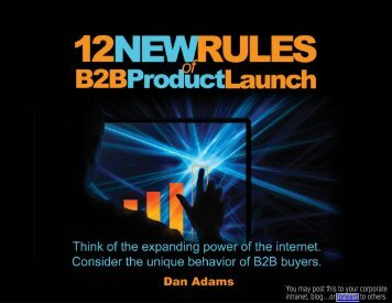 12-New-Rules-of-B2B-Product-Launch