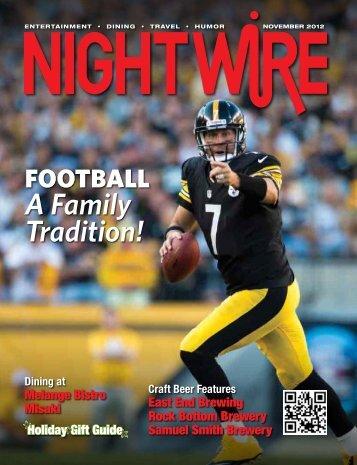 A Family Tradition! - Nightwire Magazine