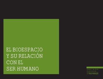 el bioespacio y su relación con el ser humano - designblog