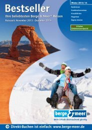 Katalog zum Download (pdf, 35 mb) - Berge & Meer
