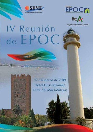 IV Reunión de EPOC - Sociedad Española de Medicina Interna