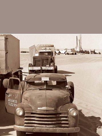 الفصل السابع: الاضطرابات السياسية - Saudi Aramco