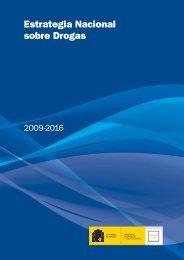 Estrategia Nacional sobre Drogas 2009-2016 - Plan Nacional sobre ...