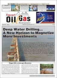 www . egyptoil - gas . com 24 pages August 2007 Issue 8 Published ...