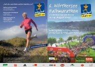 6. Wörthersee Halbmarathon