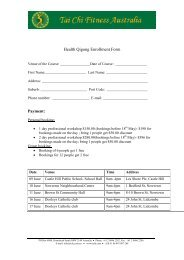 Chinese New Year Show actors and actress volunteer enrolment form