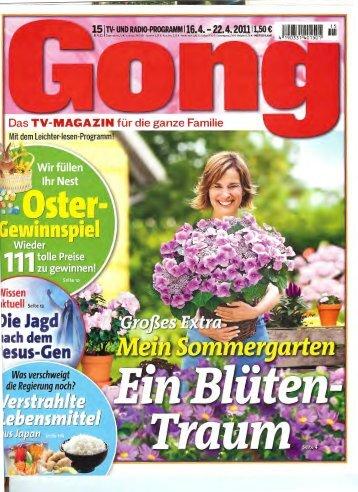 Gong April 2011 - Lago Maggiore