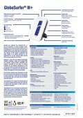 GlobeSurfer III+ WiFi Network Router from Option ... - Avnet Embedded - Page 3