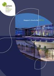 Rapport d'activité 2011 - Syctom