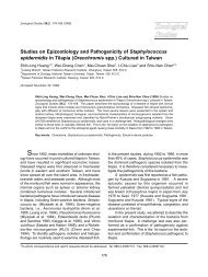 Studies on Epizootiology and Pathogenicity of Staphylococcus ...