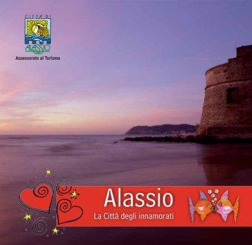 depliant città degli innamorati.pdf - Comune di Alassio