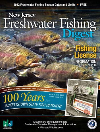 Freshwater Fishing - Division of Fish and Wildlife