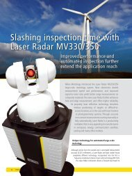 Slashing inspection time with Laser Radar MV330 ... - Nikon Metrology