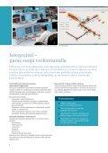 FibroLaser III – luotettavaa palontorjuntaa haasteellisissa ... - Siemens - Page 6