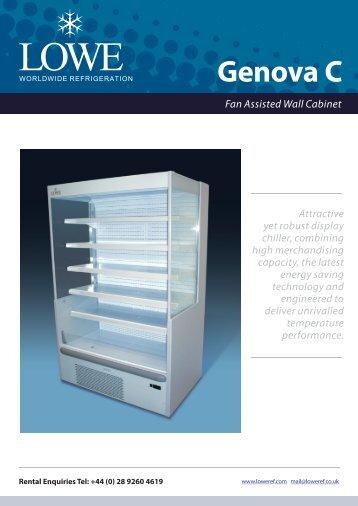 Genova C - Lowe Refrigeration