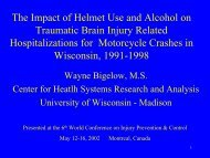 The Impact of Helmet Use and Alcohol on Traumatic Brain Injury ...