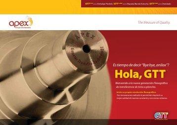 Hola, GTT® - Apex-groupofcompanies.com